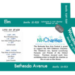 Bethesda Row Arts Festival This Weekend!