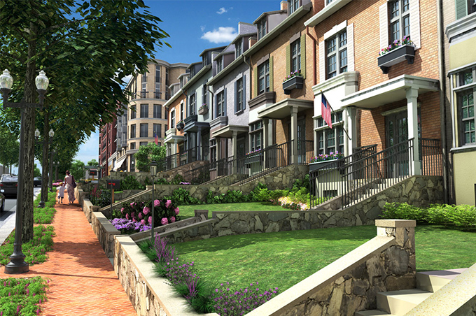 DC-Area Home Prices Set Record, Inventory Hits 6-Year Low