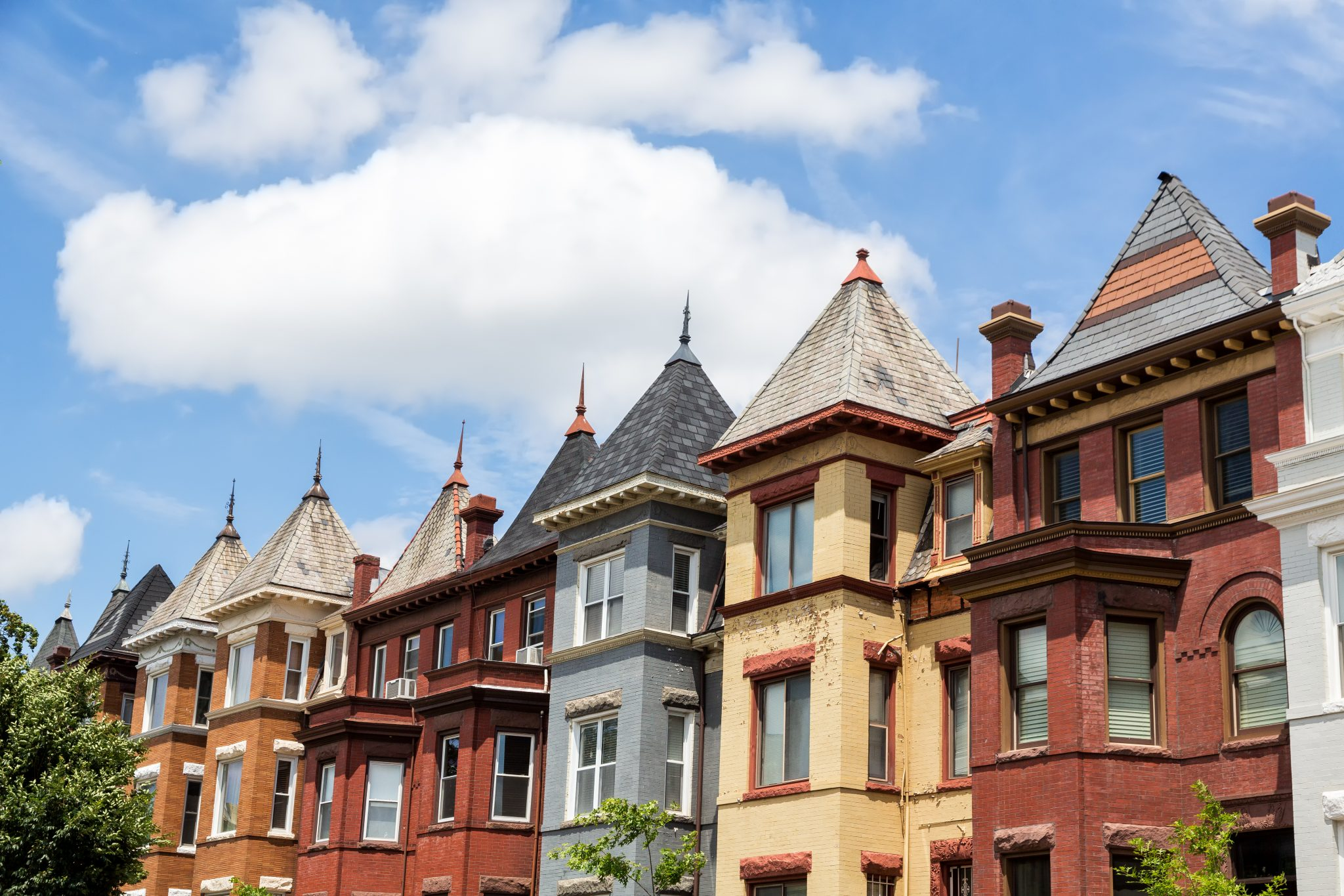 Top 5 Competitive Subdivisions in DC for Housing