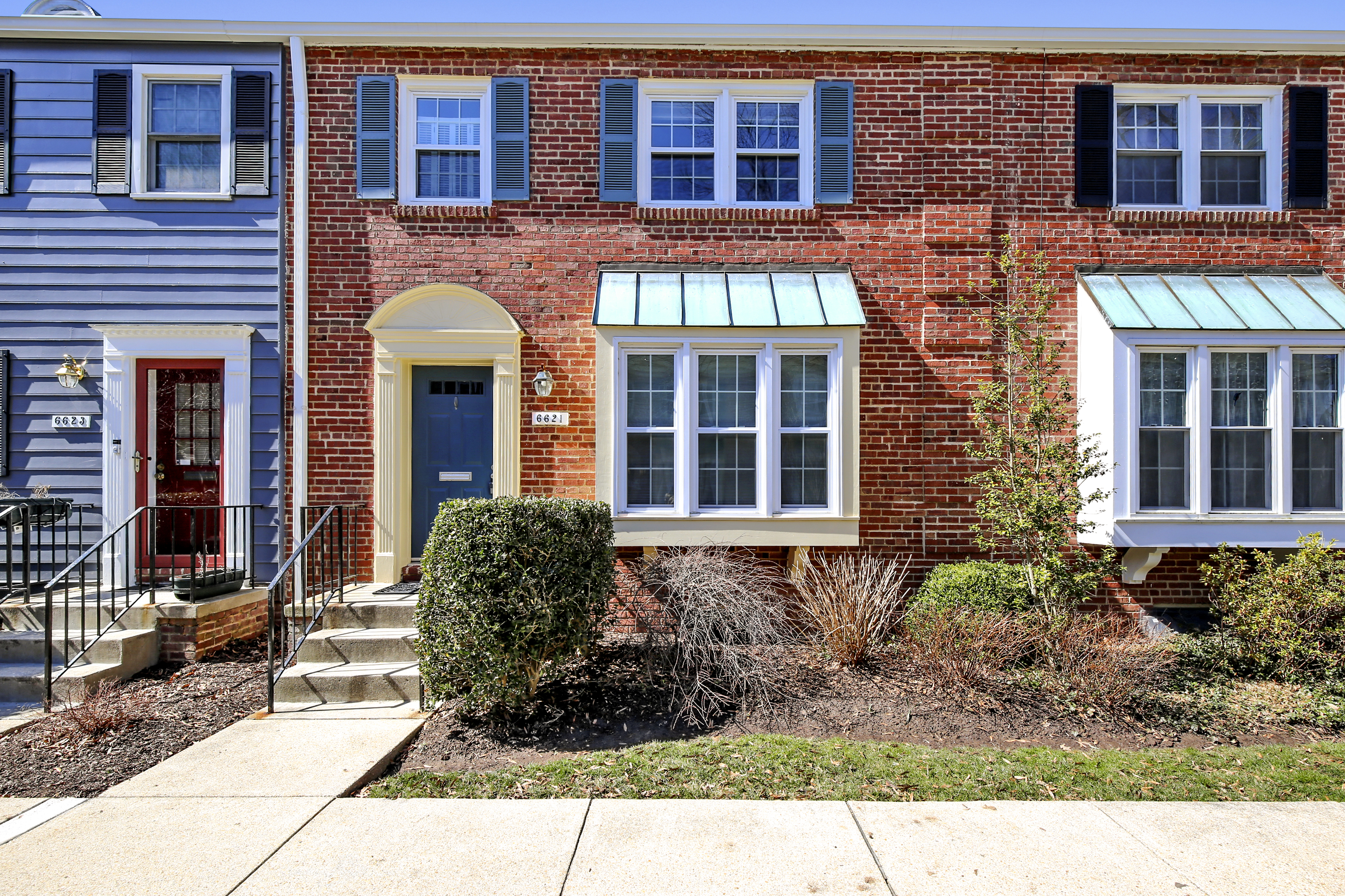 Just Sold in Chevy Chase: 6621 Fairfax Road