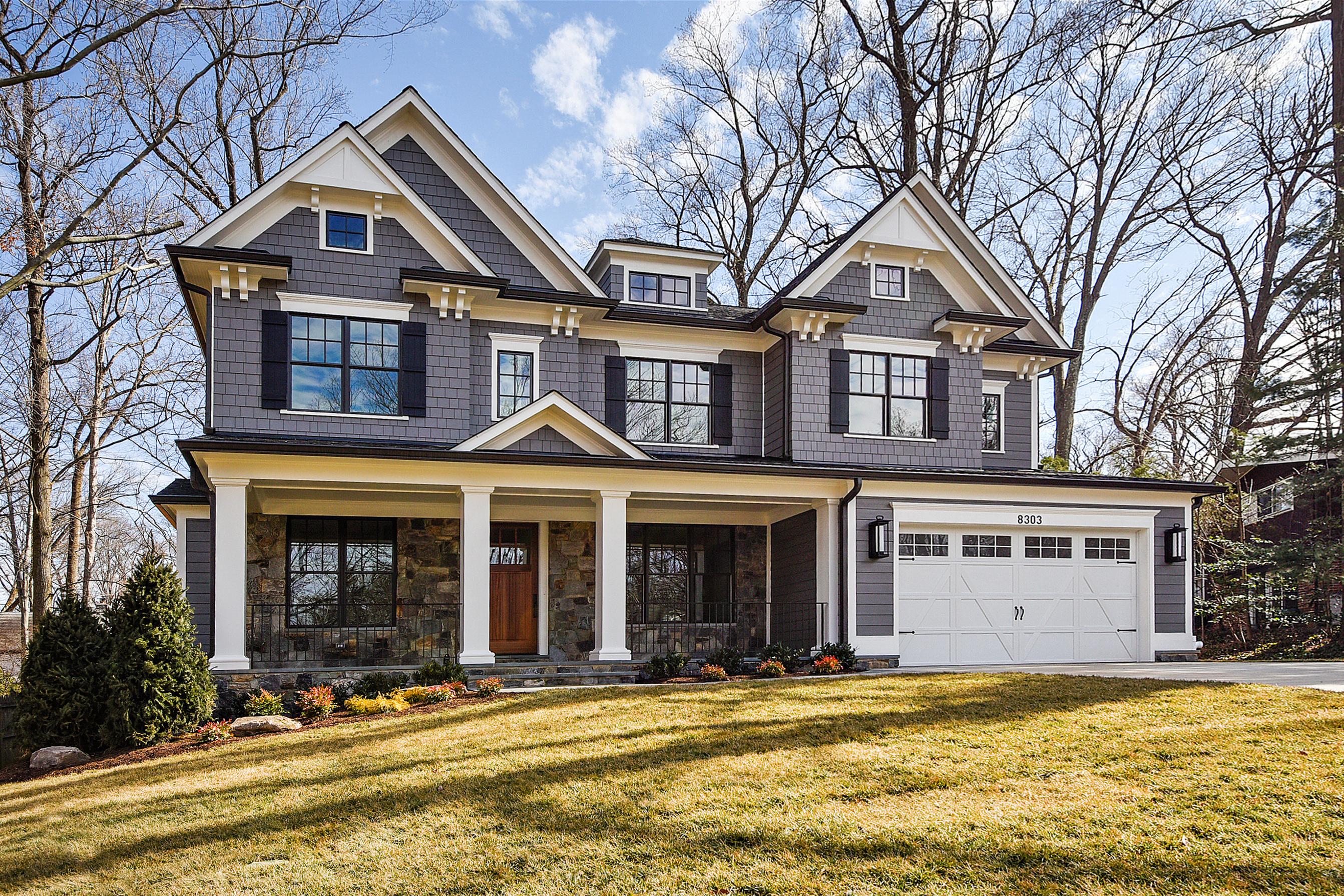 Just Sold: New Craftsman Masterpiece in Bethesda!