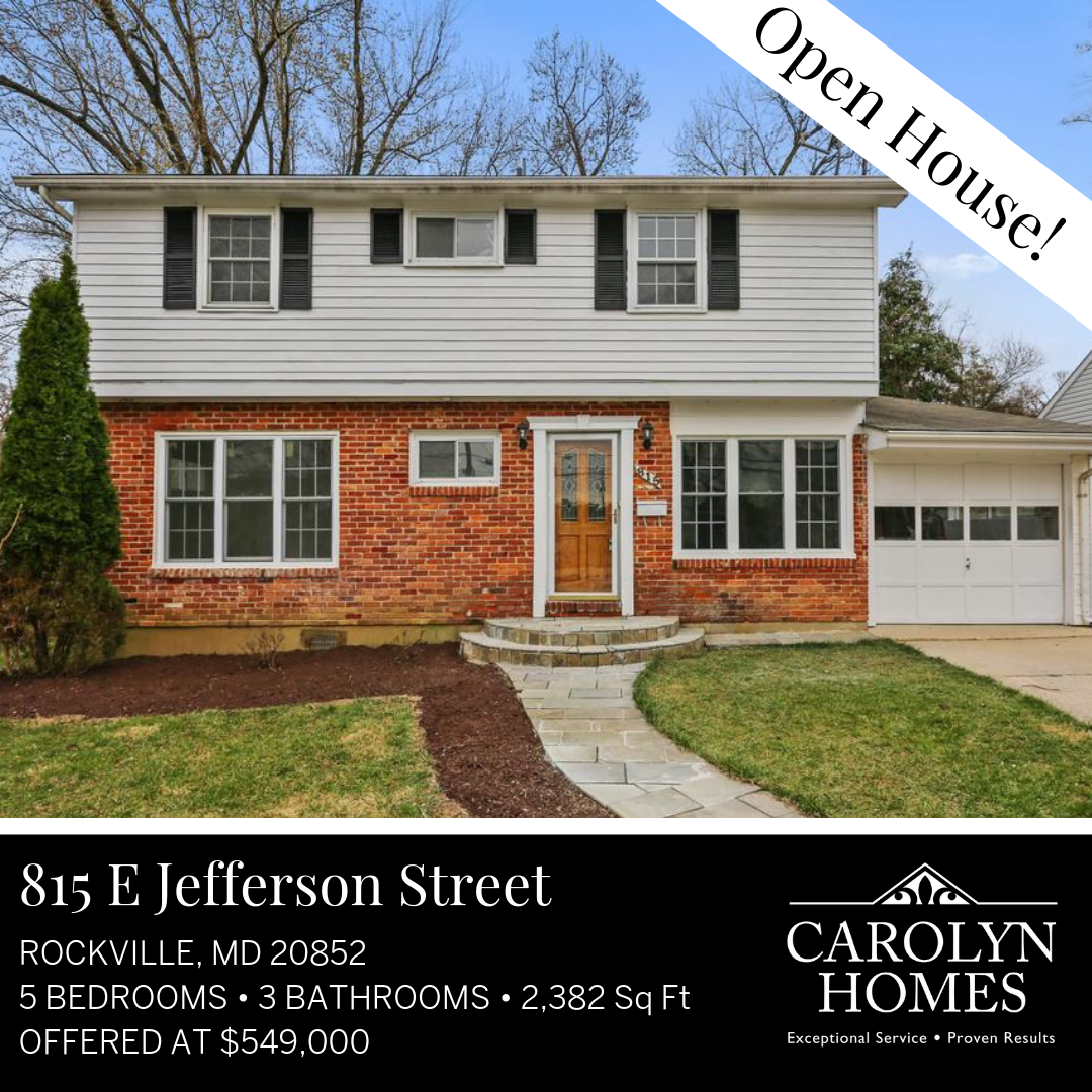 Open House Sunday: 815 E Jefferson St