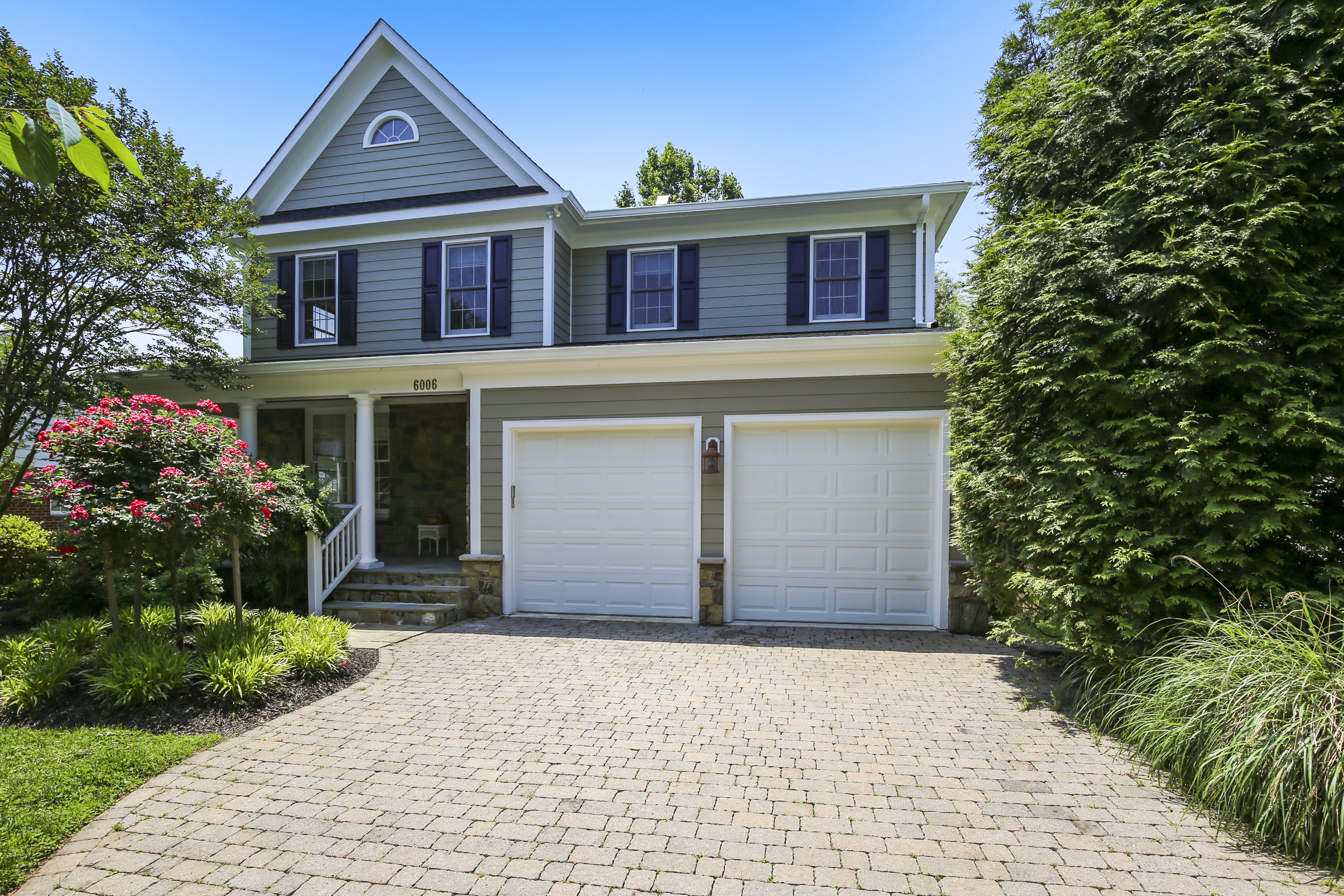JUST LISTED IN BETHESDA: 6006 Roosevelt St