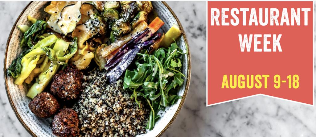 Bethesda Magazine Summer Restaurant Week: August 9-18!