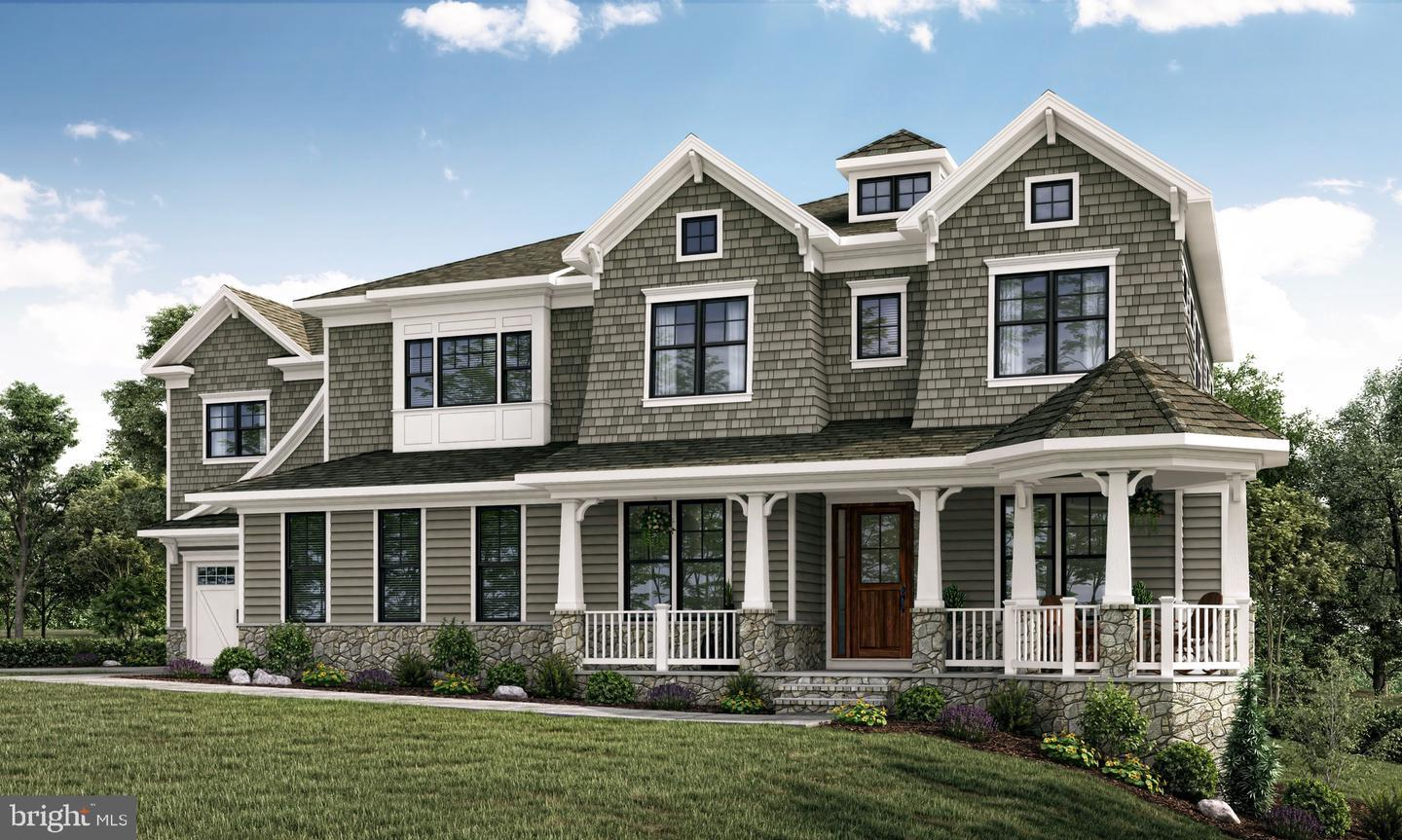 JUST SOLD: Marvelous New-Construction Home in Whitehall Manor