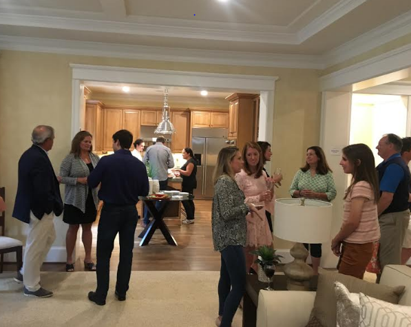 September Soiree Wine Tasting Recap & Upcoming Carolyn Homes Events