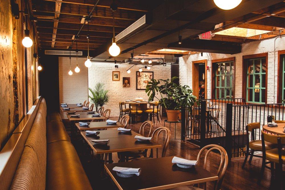 DC's Top 10 Restaurants