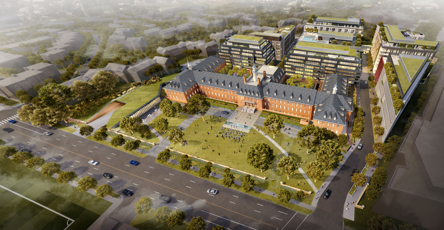 DC's Top 5 Residential Developments Under Construction