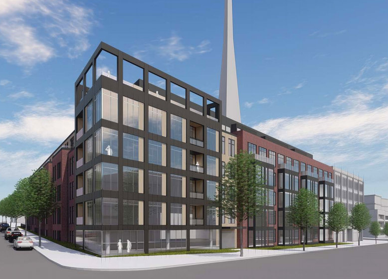 DC Development News: Plans Filed for Fox 5 Headquarters Redevelopment