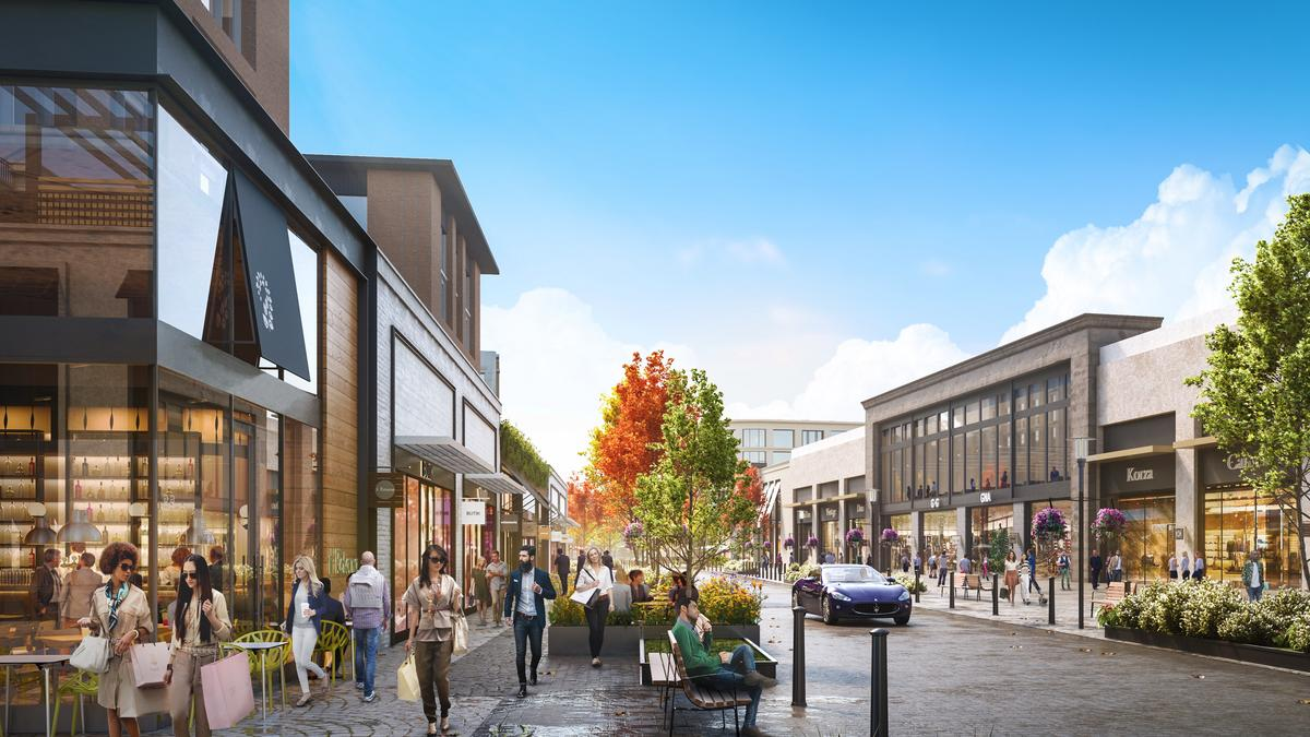 Montgomery County Approves Redevelopment of Westfield Montgomery Mall