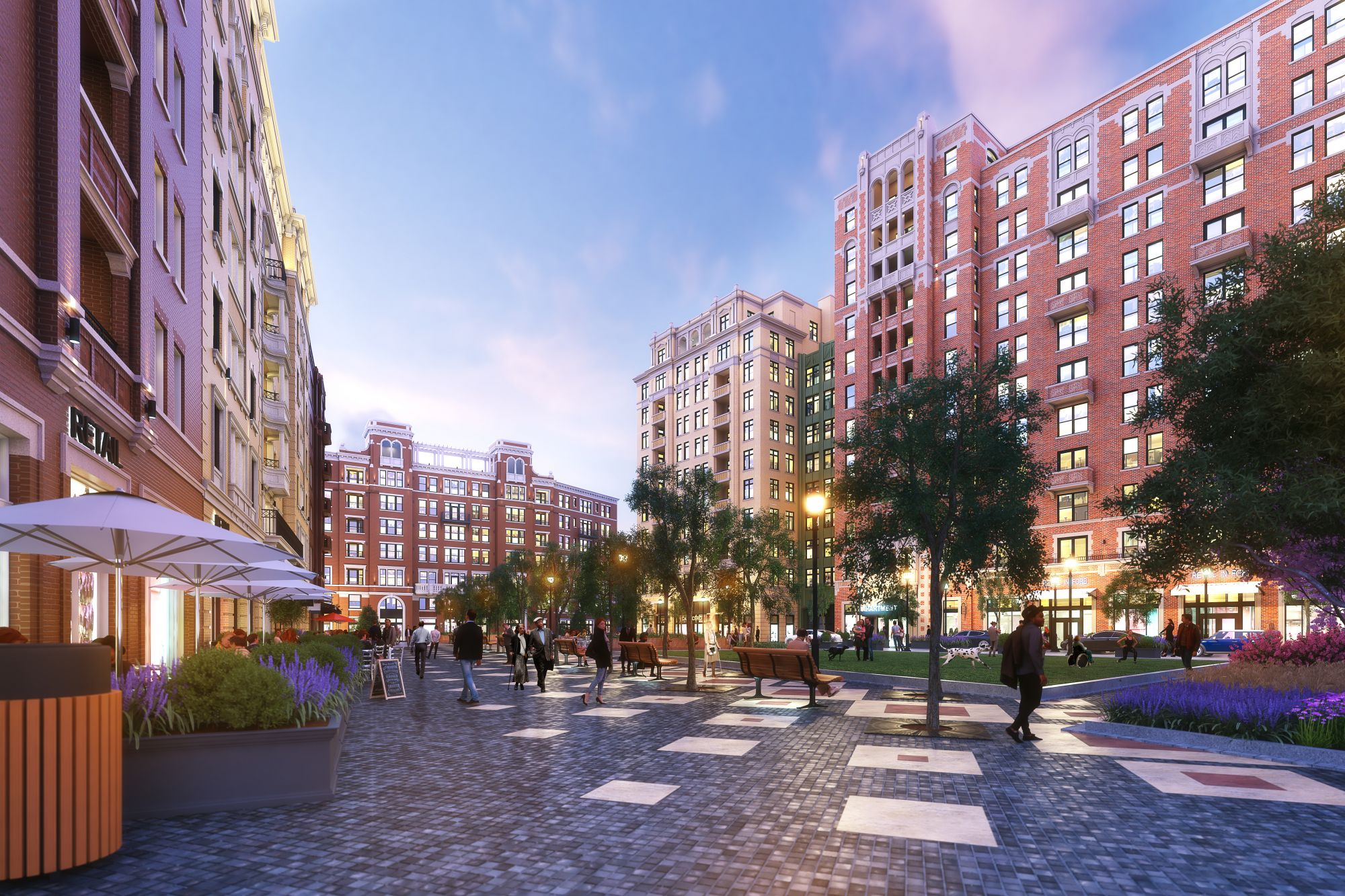 Ritz-Carlton to Develop 65 Condominiums in Chevy Chase